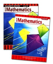 MCP Mathematics Level D, Grade 4, 2005 Ed., Homeschool Kit