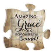 Amazing Grace, How Sweet the Sound, Puzzle Art