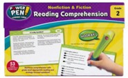 Power Pen Learning Cards: Reading Comprehension, Grade 2 (Nonfiction & Fiction)