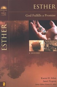 Esther: God Fulfills a Promise Brining the Bible to Life Series