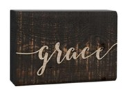 Grace, Plaque