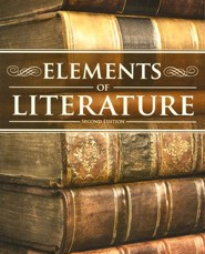 BJU Elements of Literature Grade 10 Student Edition (2nd Edition)