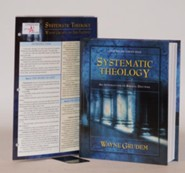 Systematic Theology Hardcover & Laminated Study Sheet