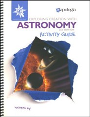 Exploring Creation with Astronomy (2nd Edition) Lab Kit Activity Guide