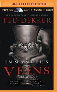 Immanuel's Veins - unabridged audio book on MP3-CD