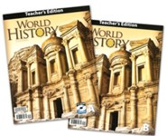 BJU World History Teacher's Guide, Grade 10, 4th Edition