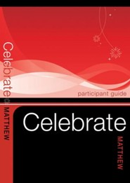 Celebrate Matthew Participant Guides - Pack of 5