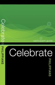 Celebrate Philippians Participant Guides - Pack of 5
