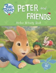Peter Rabbit: Peter and Friends Sticker Activity Book  -     By: Beatrix Potter