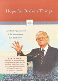 The Billy Graham Classic Collection: Hope for Broken Things, DVD