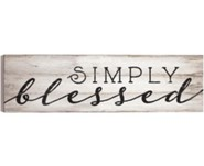 Simply Blessed, Barnhouse Box Decor