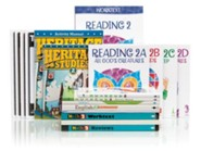BJU Press Complete Grade 2 Homeschool Kit