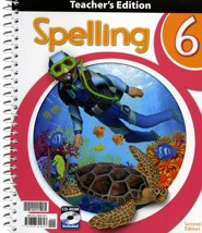 BJU Press Spelling 6 Teacher's Edition (2nd Edition)