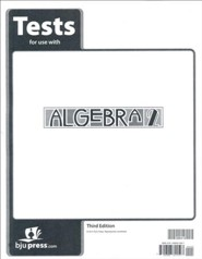 Algebra 2 Tests (3rd Edition)