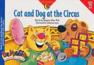 Dr. Maggie's Phonics Readers Book #22: Cat and Dog at the Circus