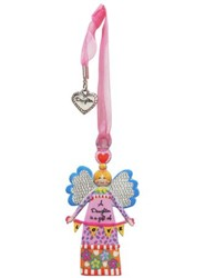 A Daughter Is A Gift Of Love, Angel Ornament