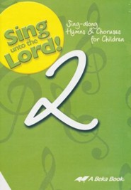 Abeka Sing unto the Lord! Grade 2 Audio CD