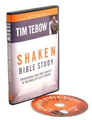 Shaken Bible Study DVD: Discovering Your True Identity in the Midst of Life's Storms