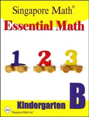 Essential Math Kindergarten B