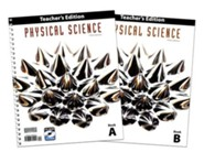 Physical Science Teacher's Edition (5th Edition)