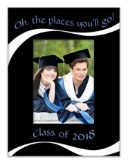 Oh, the Places You'll Go! Class of 2018 Frame