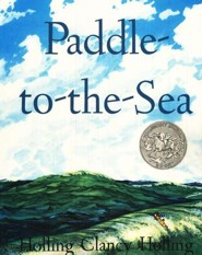 Paddle-to-the-Sea, Paperback