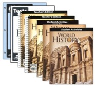 BJU Press World History Gr 10