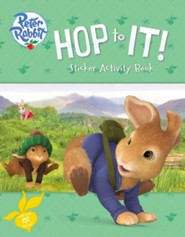 Peter Rabbit: Hop to It! Sticker Activity Book