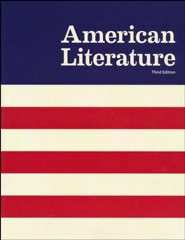 BJU American Literature, Student Textbook Grade 11 (Third  Edition)