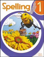 Spelling 1 Student Worktext 3rd Edition