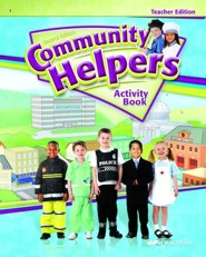 Abeka Community Helpers Activity Book Teacher Edition (2nd  Edition)