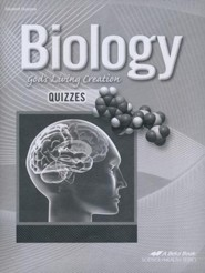 Abeka Biology: God's Living Creation Quizzes (Updated  Edition)
