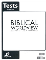 Biblical Worldview Tests (ESV Versions)