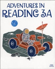 BJU Reading Student Book Grade 3 Book A (Third Edition)
