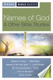 Names of God & Other Bible Studies - PDF Download [Download]