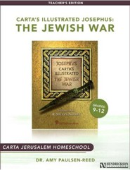 Teachers Edition: Cartas Illustrated Josephus: The Jewish War; For Grades 9-12 - PDF Download [Download]