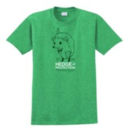 Hedge of Protection Shirt, Green, Large