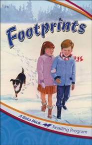 Abeka Reading Program: Footprints