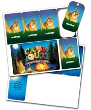 Camp Out: Memory Buddies, pack of 5 (Alternate)