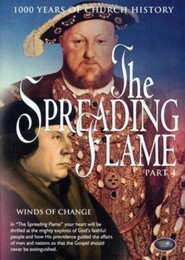 The Spreading Flame Part 4: Winds of Change, DVD