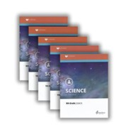 Lifepac Select Life Science Workbook Set