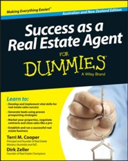 Success as a Real Estate Agent for Dummies  -     By: Terri M. Cooper, Dirk Zeller