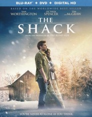The Shack, Blu-ray
