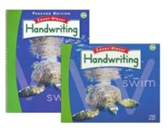 Zaner-Bloser Handwriting Grade 2M: Student & Teacher Editions (Homeschool Bundle -- 2016 Edition)