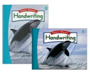 Zaner-Bloser Handwriting Grade 2C: Student & Teacher Editions (Homeschool Bundle -- 2016 Edition)