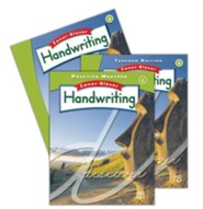 Zaner-Bloser Handwriting Grade 6: Student, Teacher, & Practice Masters (Homeschool Bundle -- 2016 Edition)