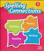 Zaner-Bloser Spelling Connections Grade 2: Student Edition (2016 Edition)
