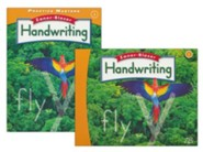 Zaner-Bloser Handwriting Grade 1: Student Edition & Practice Masters (Homeschool Bundle -- 2016 Edition)