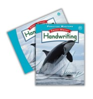 Zaner-Bloser Handwriting Grade 2C: Student Edition & Practice Masters (Homeschool Bundle -- 2016 Edition)