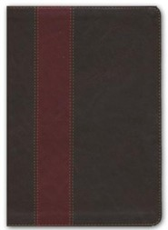 Imitation Leather Brown / Tan Book - Slightly Imperfect